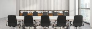 Sala riunioni da bonificare da microspie
