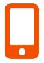 Icona smartphone